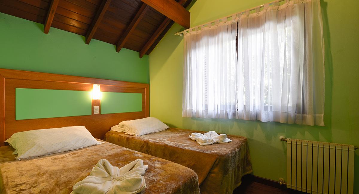 Apartamentos - Hotel Pequeno Bosque - Gramado/RS