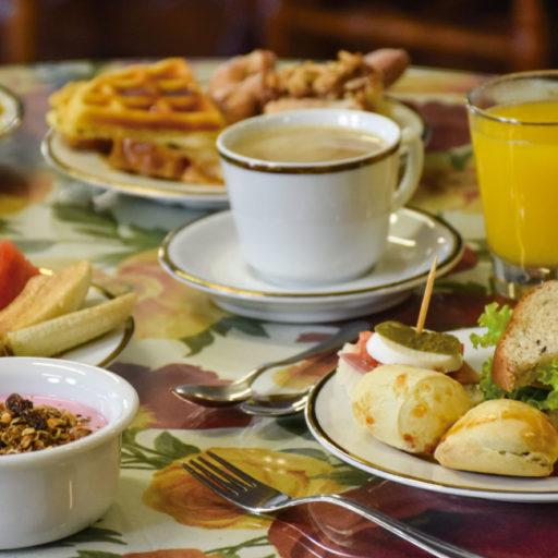 Café da Manhã - Gramado/RS